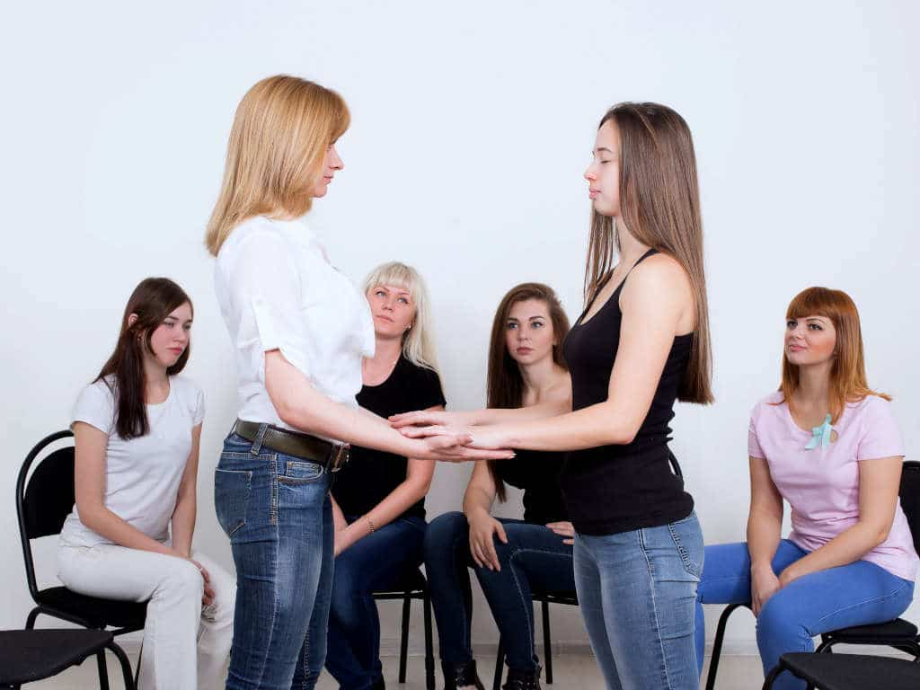 Psychodrama Techniques Help Transform Women's Lives in Group Therapy